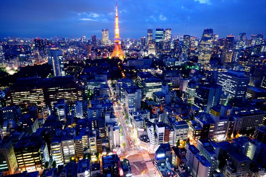 東京都 世界貿易センタービル 一押しの夜景スポット