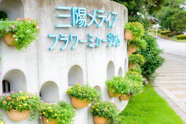 三陽メディアフラワーミュージアム 千葉県